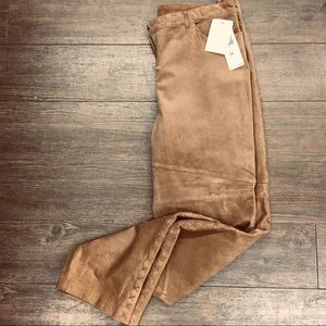 NWT Leather cowgirl pants Jones New York Country